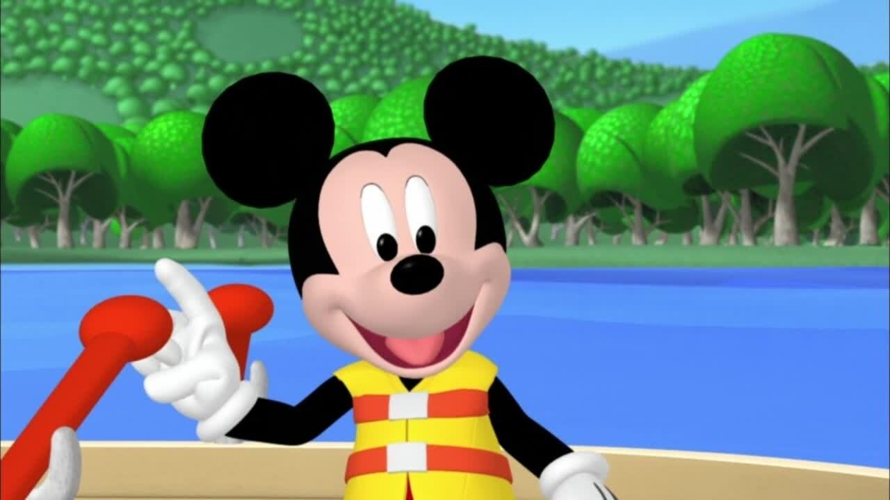 Ο Μίκι πάει για ψάρεμα - Ολόκληρα Επεισόδια