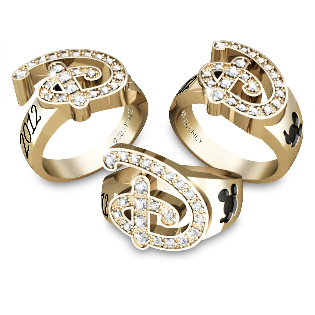disney diamond ring for women by jostens personalizable - Disney Wedding Ring