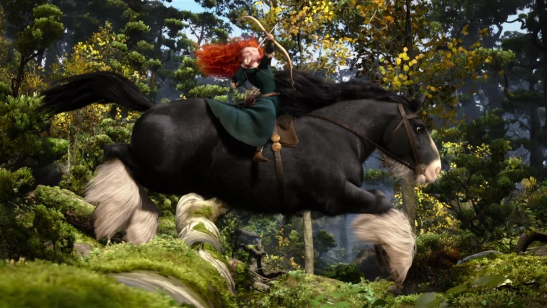 Merida - Crois en tes rêves, Princesse