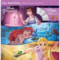 Image of Disney Princess Read-Along Storybook and CD # 1