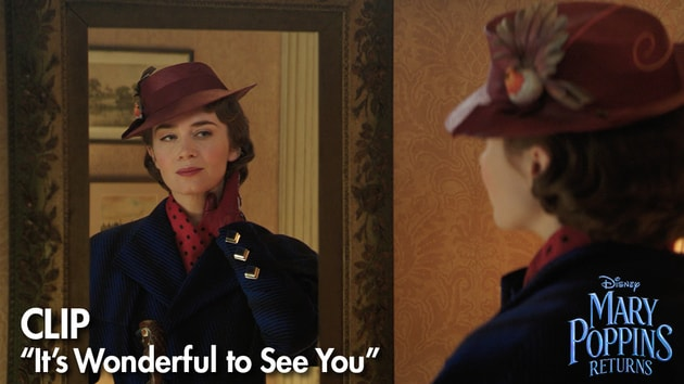 Mary Poppins Returns - It's Wonderful to See You Clip