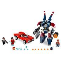 Image of Iron Man: Detroit Steel Strikes Playset by LEGO - Avengers # 1