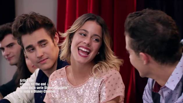 Violetta - video musicali - Friends Till The End