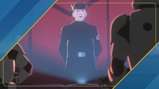 General Hux Takes the Stage - Resistance Rewind