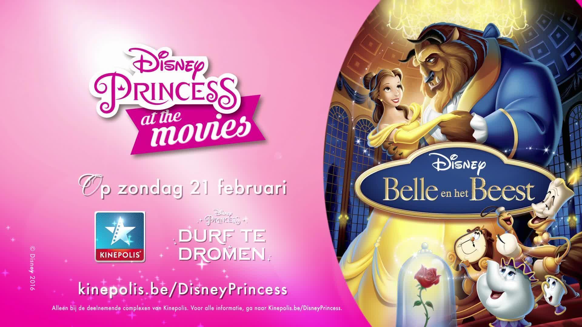 Princess @ TheMovies - Belle en het beest