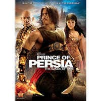 Image of Prince of Persia: The Sands of Time DVD # 1