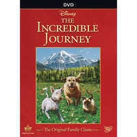 Image of The Incredible Journey DVD # 1