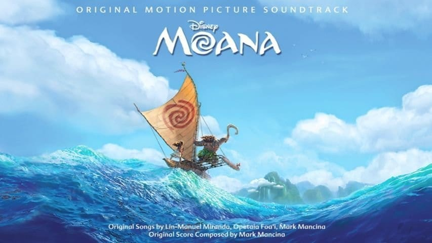 "Where You Are (From ""Moana""/Audio Only)"