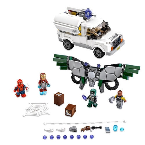 Beware the Vulture Playset by LEGO ? Spider-Man: Homecoming