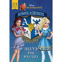 Image of Descendants School of Secrets: Ally's Mad Mystery Book # 1