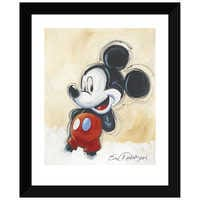 Image of ''Classic Mickey'' Giclée by Eric Robison # 2
