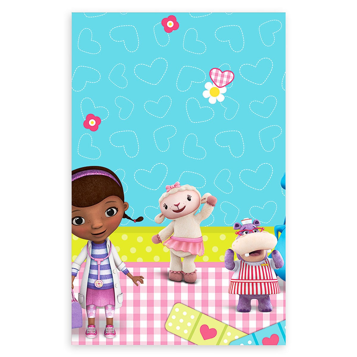 Product Image Of Doc Mcstuffins Table Cover 1