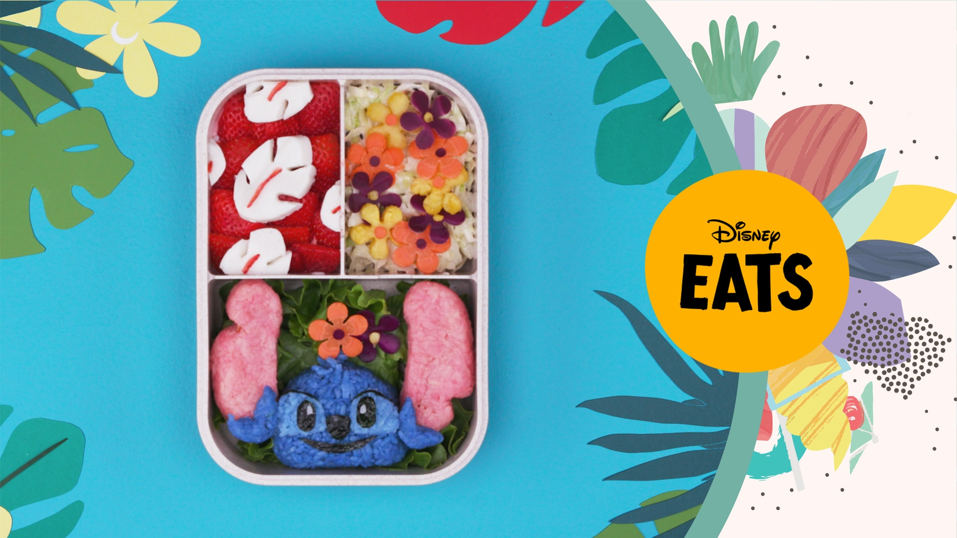 Lilo & Stitch Bento Box | Disney Eats