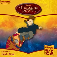 Treasure Planet Storyette