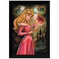 Image of ''Sleeping Beauty'' Giclée by Darren Wilson # 5