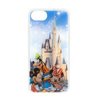 Mickey Mouse and Friends Cinderella Castle iPhone 7/6 Case - Walt Disney World