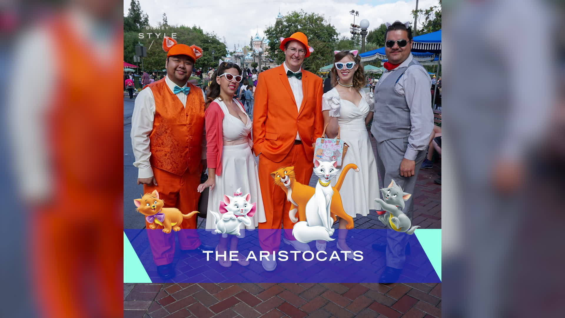 Our Top 50 Looks From Fall Dapper Day at the Disneyland Resort