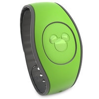 Image of Disney Parks MagicBand 2 - Green # 1