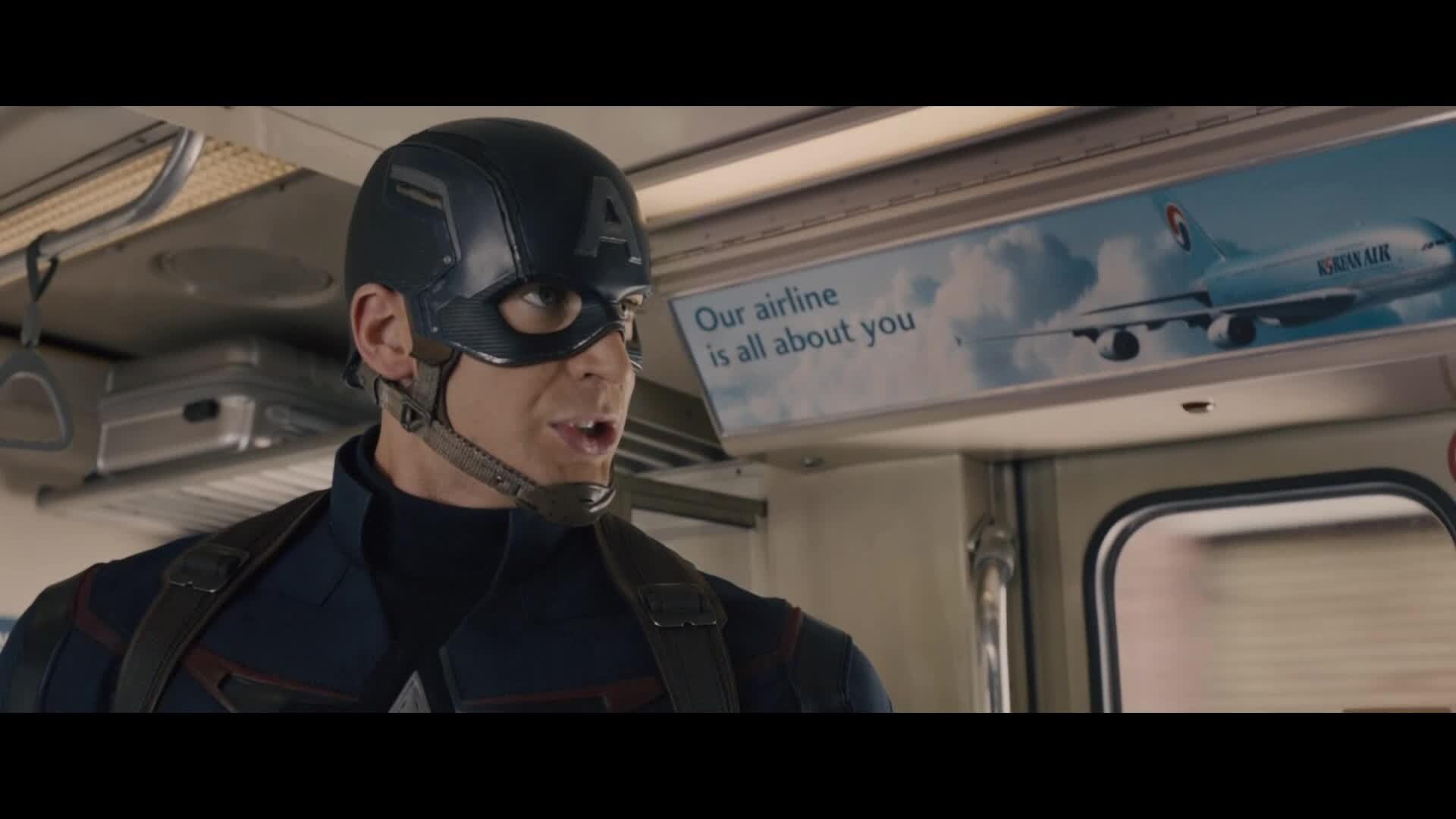 Avengers : L'ère d'Ultron - Arrêter le train