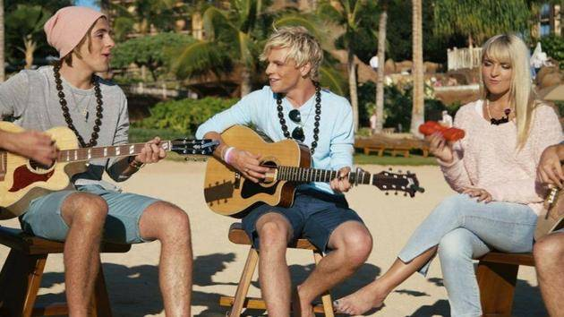 """If I Can't Be With You"" (Live at Aulani) - R5"