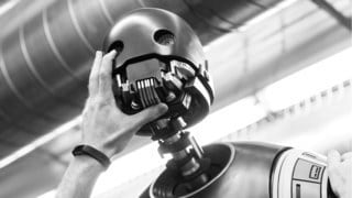 Exclusive: Sideshow's Incredible, Life-Size K-2SO Will Be There for You at SDCC