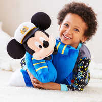 Image of Mickey Mouse Pillow Plush - Disney Cruise line # 2
