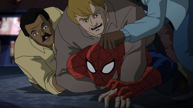 Un día peculiar - Ultimate Spider-Man
