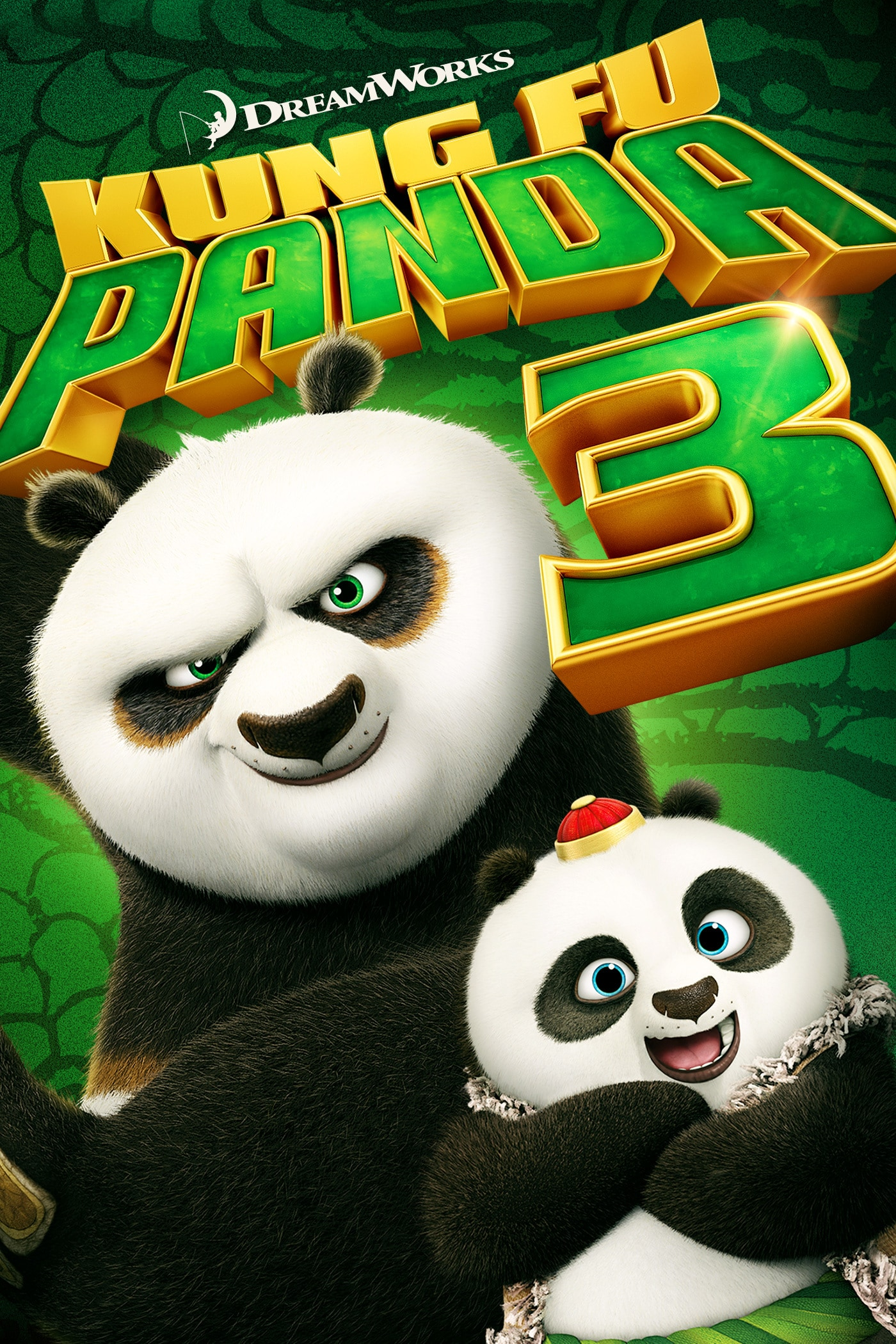 Kung Fu Panda: 3 movie poster