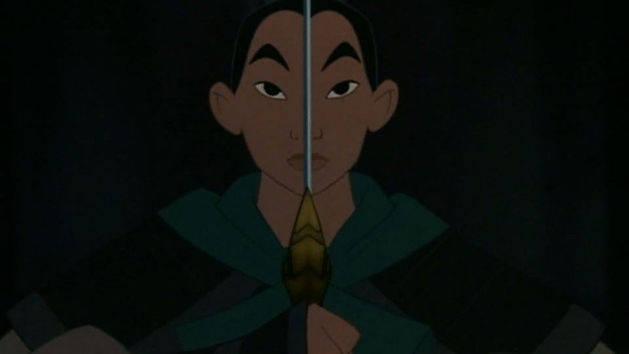 ตัวอย่างภาพยนตร์ Mulan