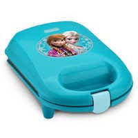 Image of Anna and Elsa Snowflake Waffle Maker # 2