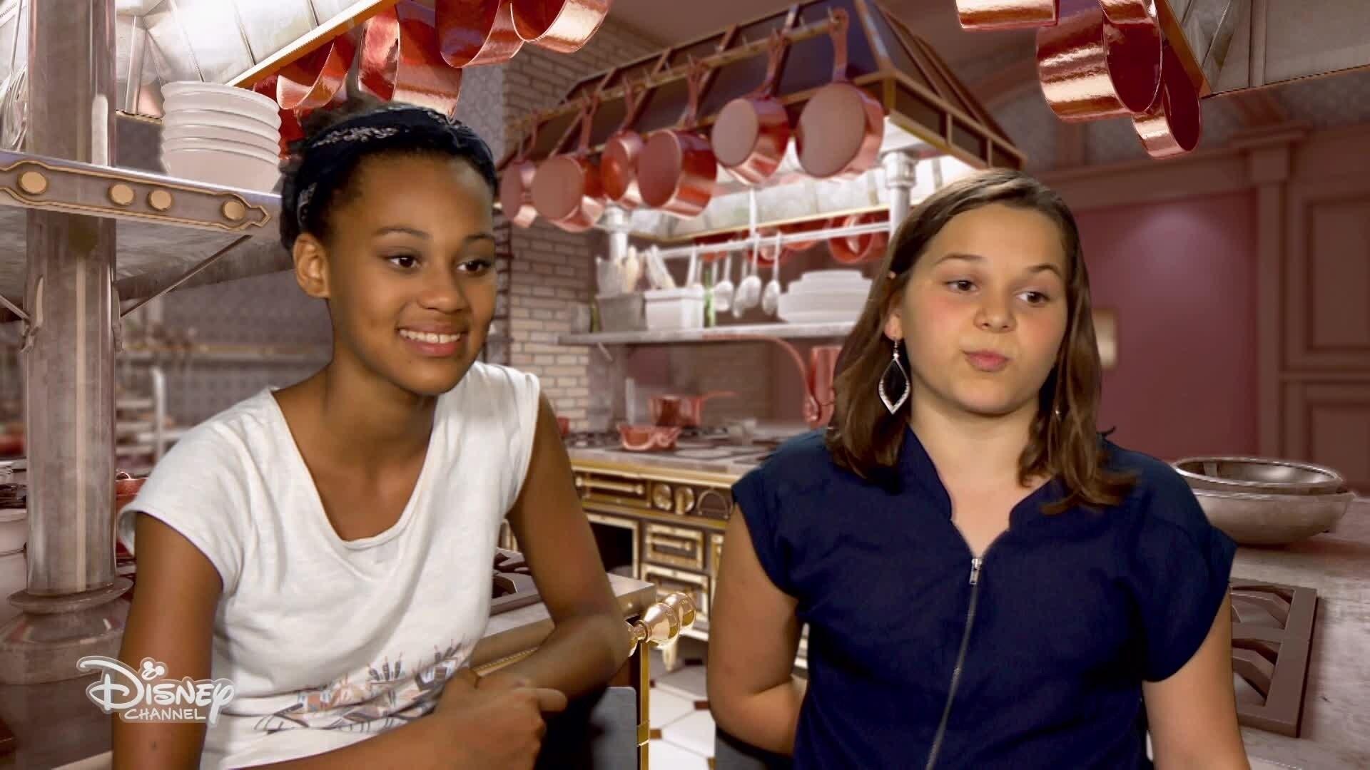 Les gambas et risotto au lait de coco de Charlotte et Eden - Chez Rémy Tout Le Monde Peut Cuisiner - Partie 1