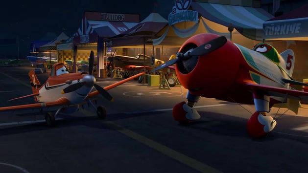 Dusty Meets El Chu - Planes Clip
