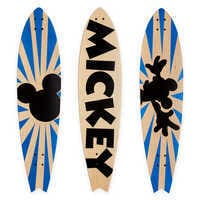 Image of Ethan Allen Mickey Longboard Artwork Collection # 1