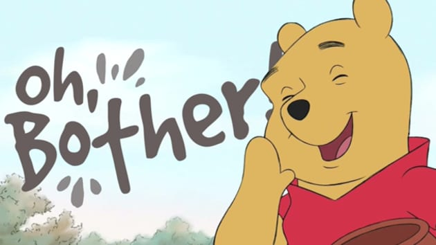 Winnie The Pooh Oh Bother Disney Lol