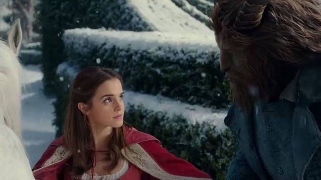 Beauty And The Beast: Win A Trip To Disneyland Paris