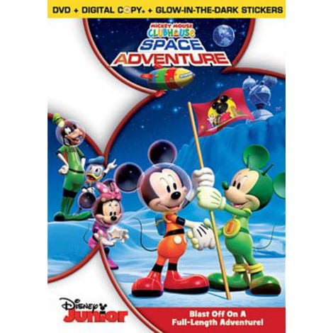 Space Adventure DVD