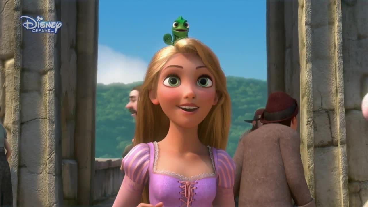 Dream Big Princess - I Dream - Rapunzel - ZA