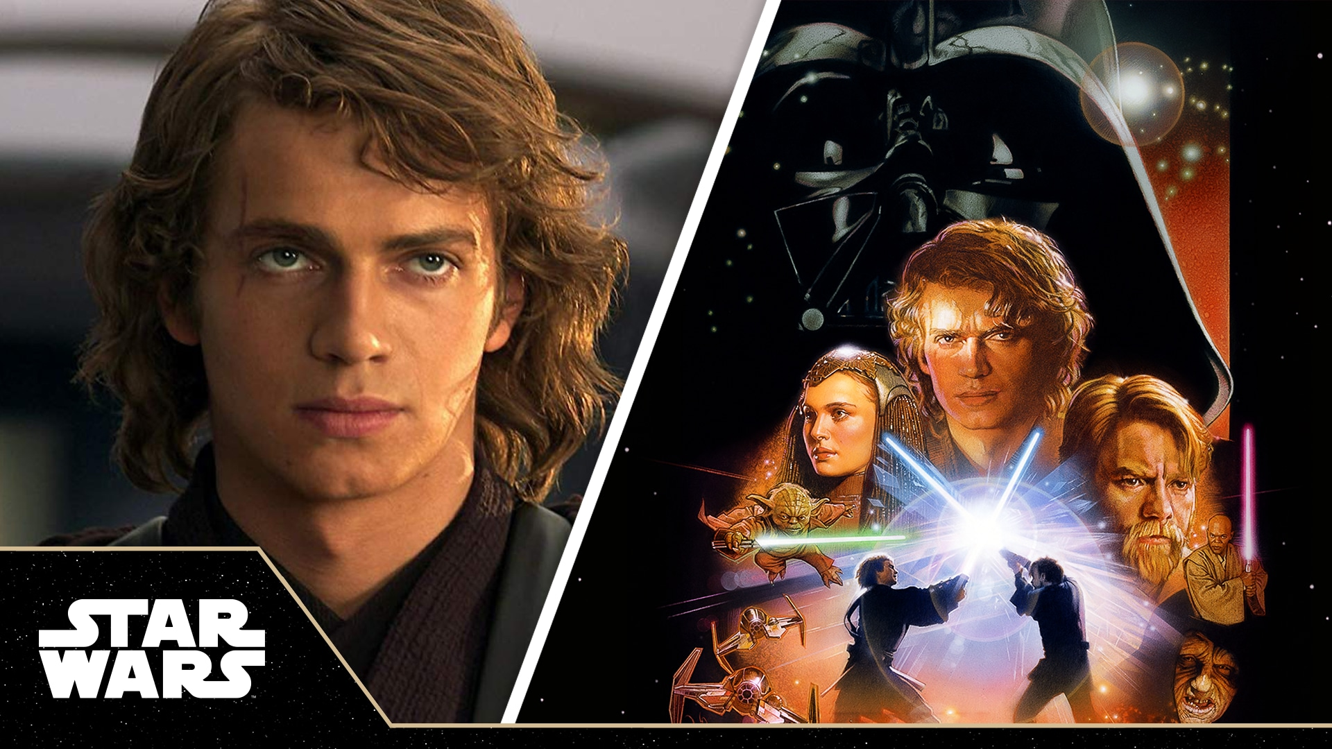 Anakin Skywalker's Journey in Star Wars: Revenge of the Sith | Star Wars