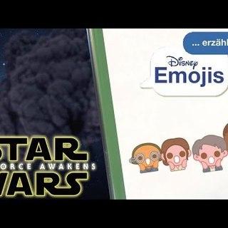 Star Wars: Das Erwachen der Macht - Erzählt mit Emojis
