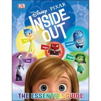 Image of PIXAR Inside Out: The Essential Guide Book # 1