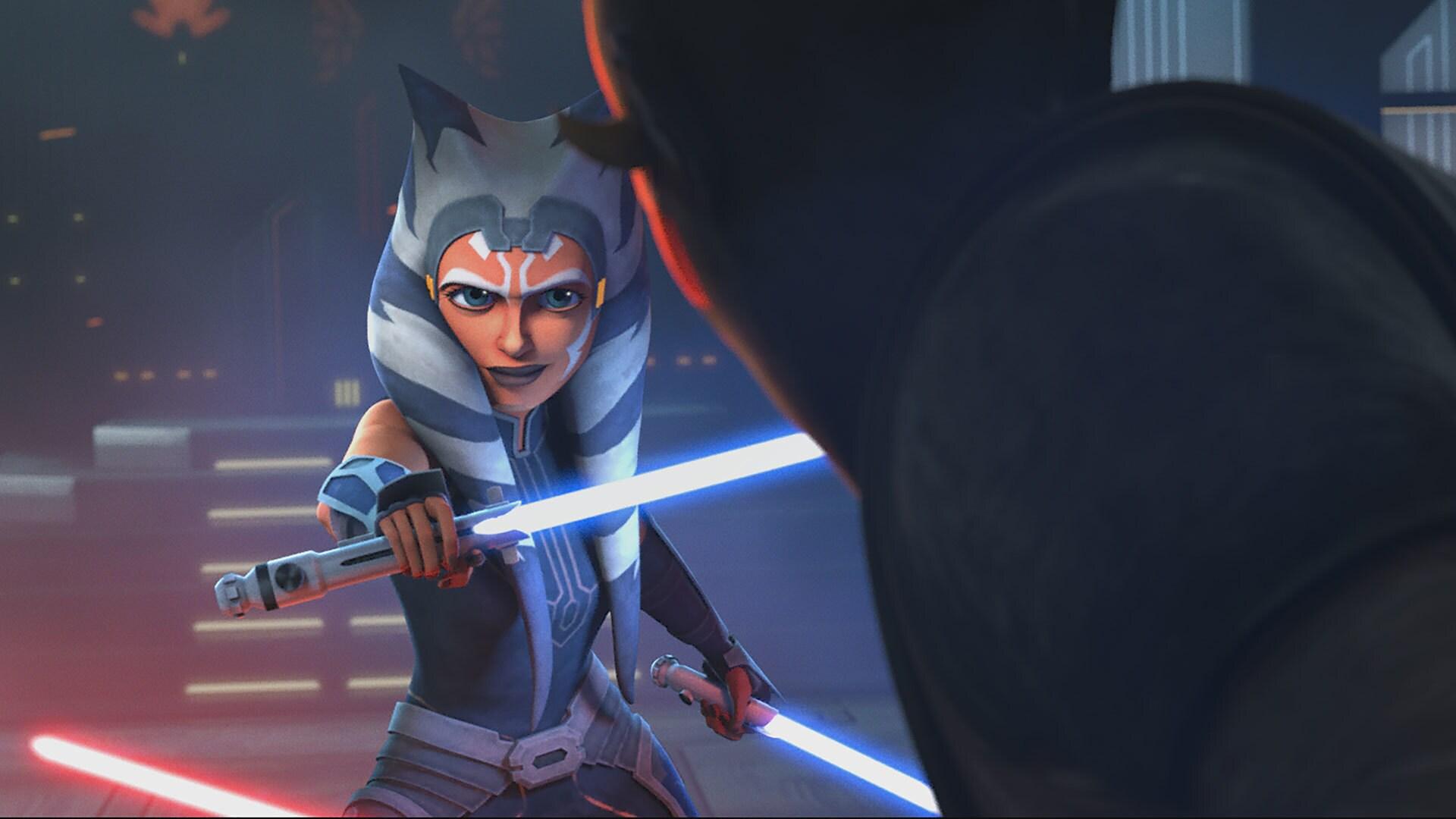 Inside the Final Duel: Maul Vs. Ahsoka - Star Wars: The Clone Wars
