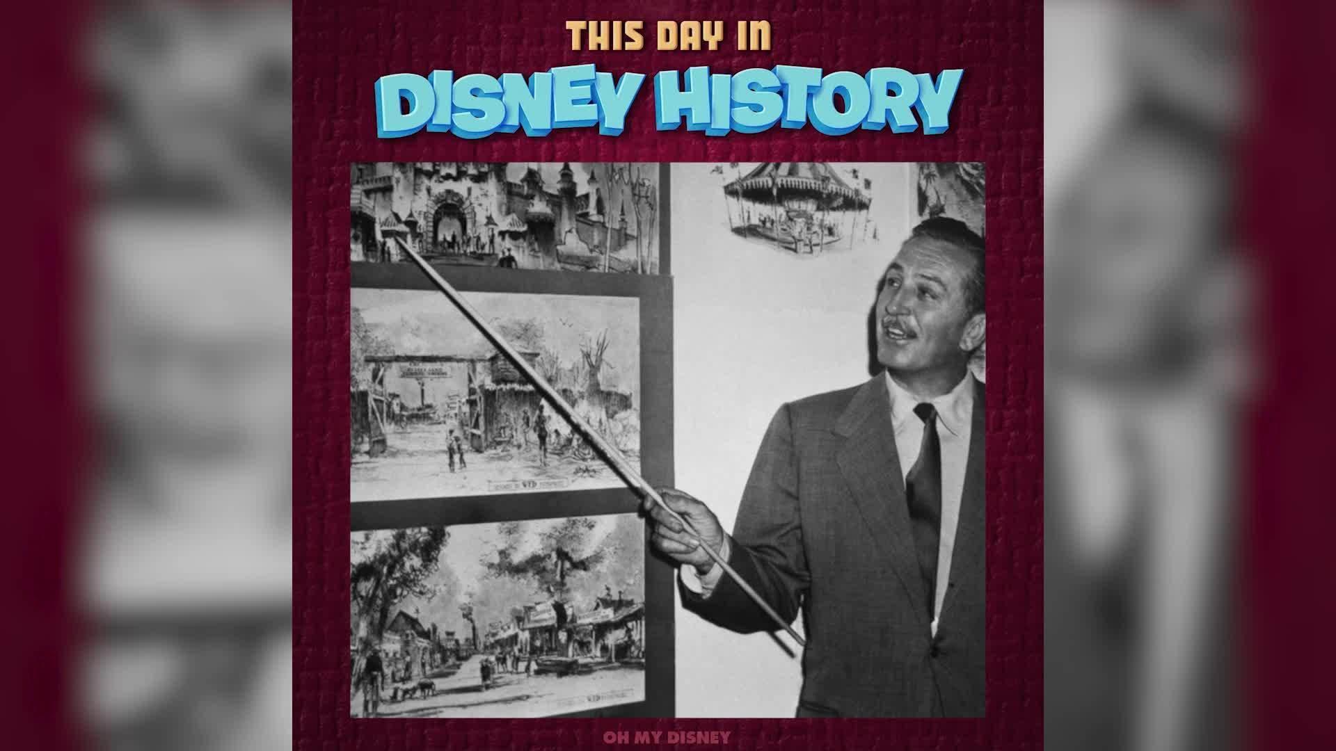 Disneyland History | Oh My Disney