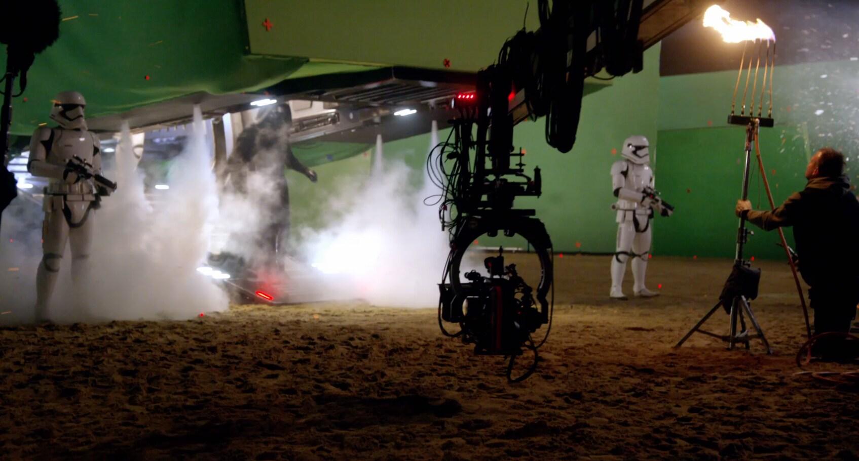 Bastidores - Star Wars: O despertar da Força