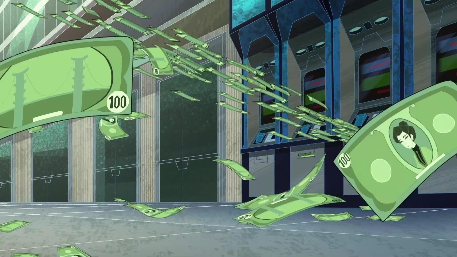 Baymax: Robowabohu in Serie - Der Bot-Fighter