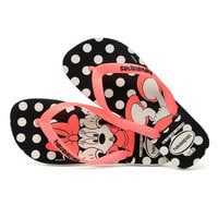 Minnie Mouse Flip Flops for Women by Havaianas