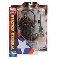 Image of Winter Soldier Action Figure - Marvel Select - 7 1/2'' # 5