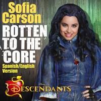 Sofia Carson - Rotten to the Core (Spanish)