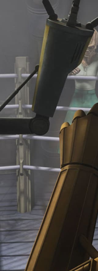 Nomad Droids Trivia Gallery