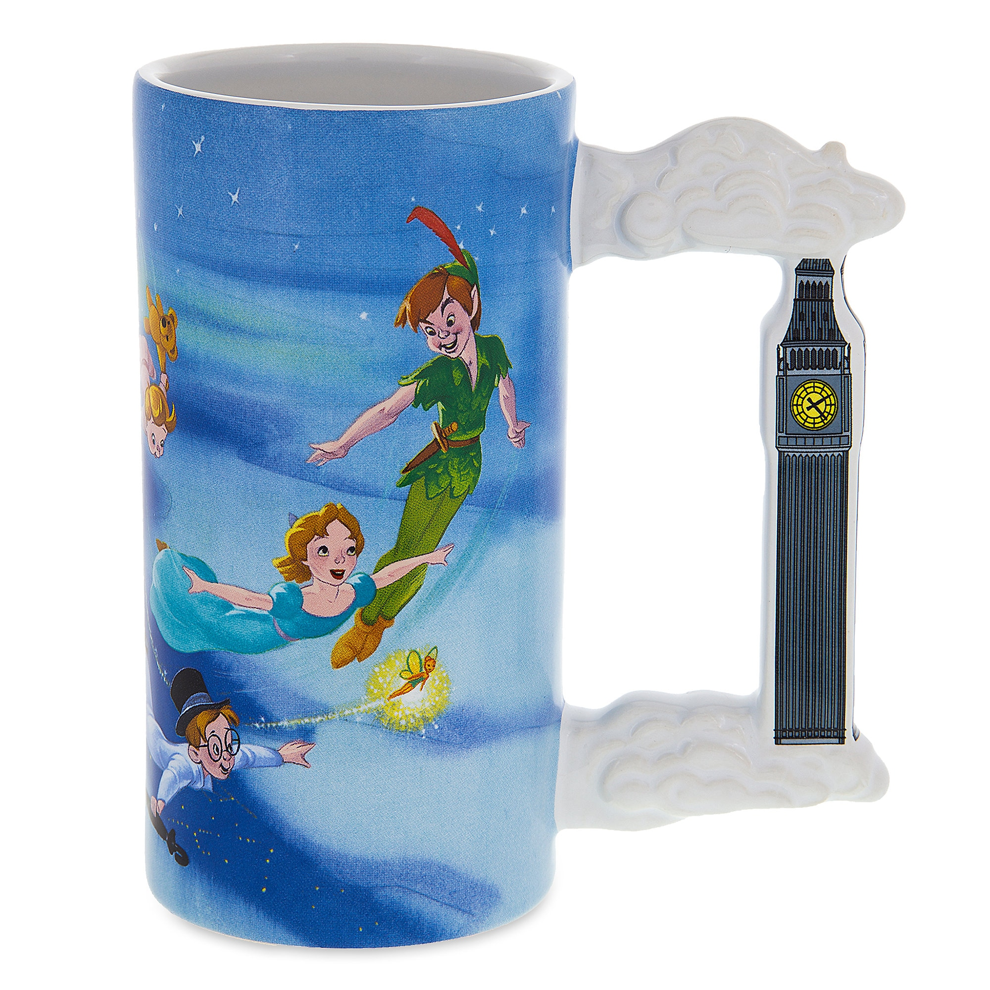 Peter Pan Tall Mug