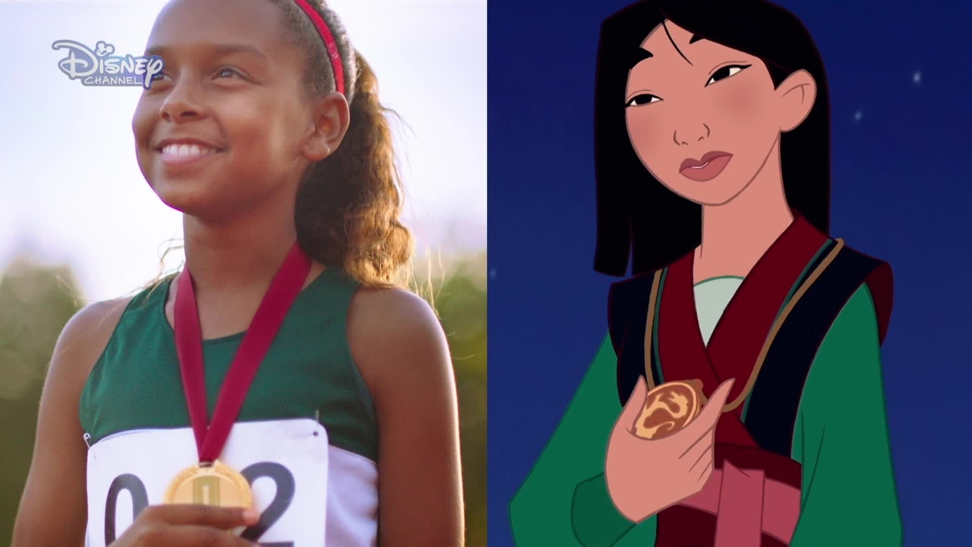 Side By Side - Mulan